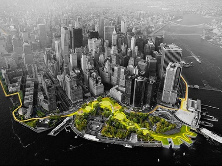 RESILIENT COMMUNITIES FOR RESILIENT CITIES: INQUIRY INTO DESIGN PROJECTS IN NEW YORK CITY.