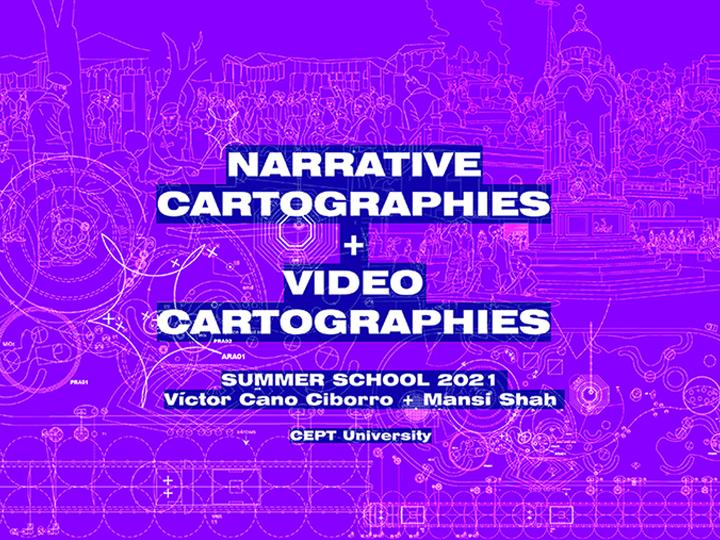 Narrative Cartographies + Video Cartographies. Making visible hidden spatial dimensions.