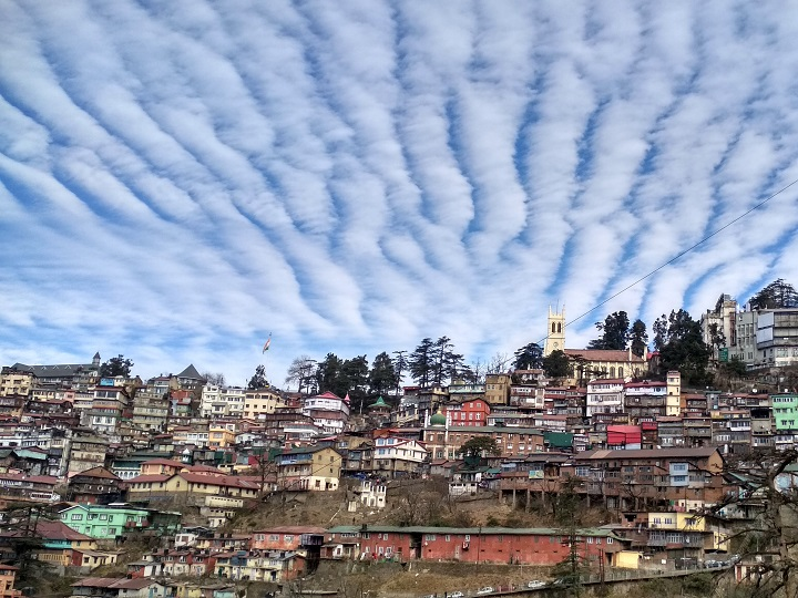 DOCUMENTING THE HISTORIC URBAN LANDSCAPE OF SHIMLA.