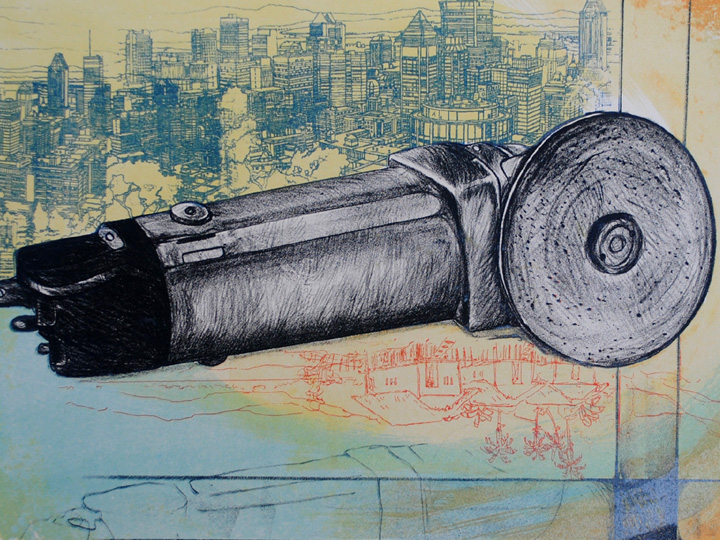 INTRODUCTION TO STONE LITHOGRAPHY