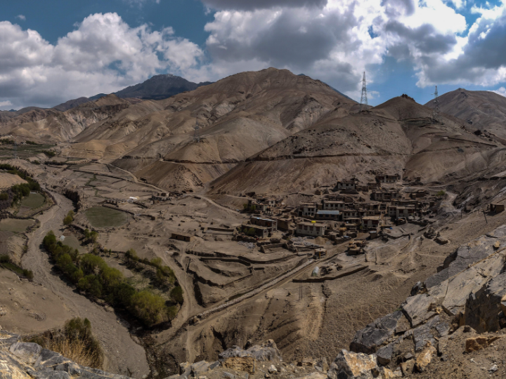 ZBAYUL - THE INVISIBLE VILLAGE. COMMUNITY LIVELIHOOD THROUGH DESIGN INTERVENTION. KARGIL-LADAKH