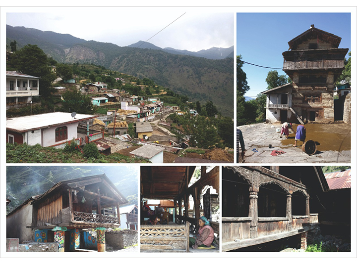 UNDERSTANDING THE TRANS-HIMALAYAN COMMUNITY SETTLEMENT OF BAGORI VILLAGE IN UTTRAKHAND