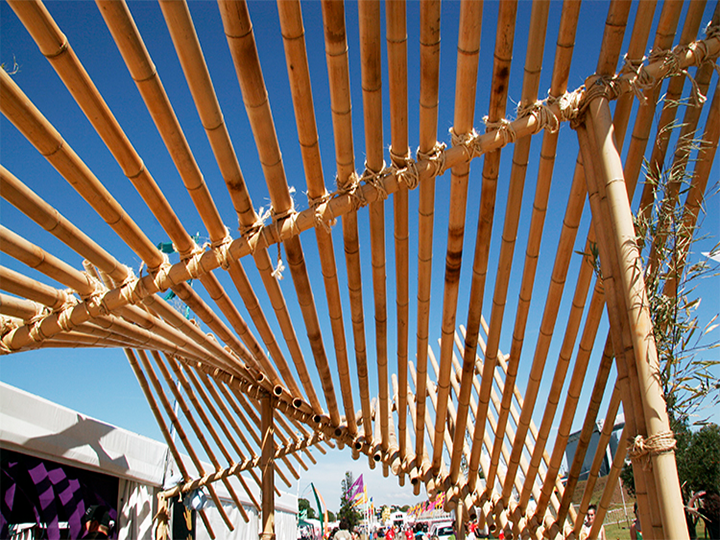 HANDS-ON ARCHITECTURE: DESIGNING AND BUILDING WITH BAMBOO